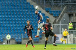 Lech Poznań - FC Midtjylland - sparing  Foto: lepszyPOZNAN.PL/Piotr Rychter