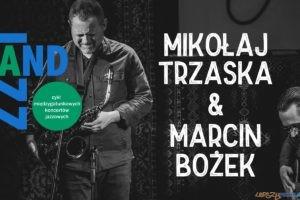 Mikołaj Trzaska & Marcin Bożek  Foto: materiały prasowe / FB / Pan Gar