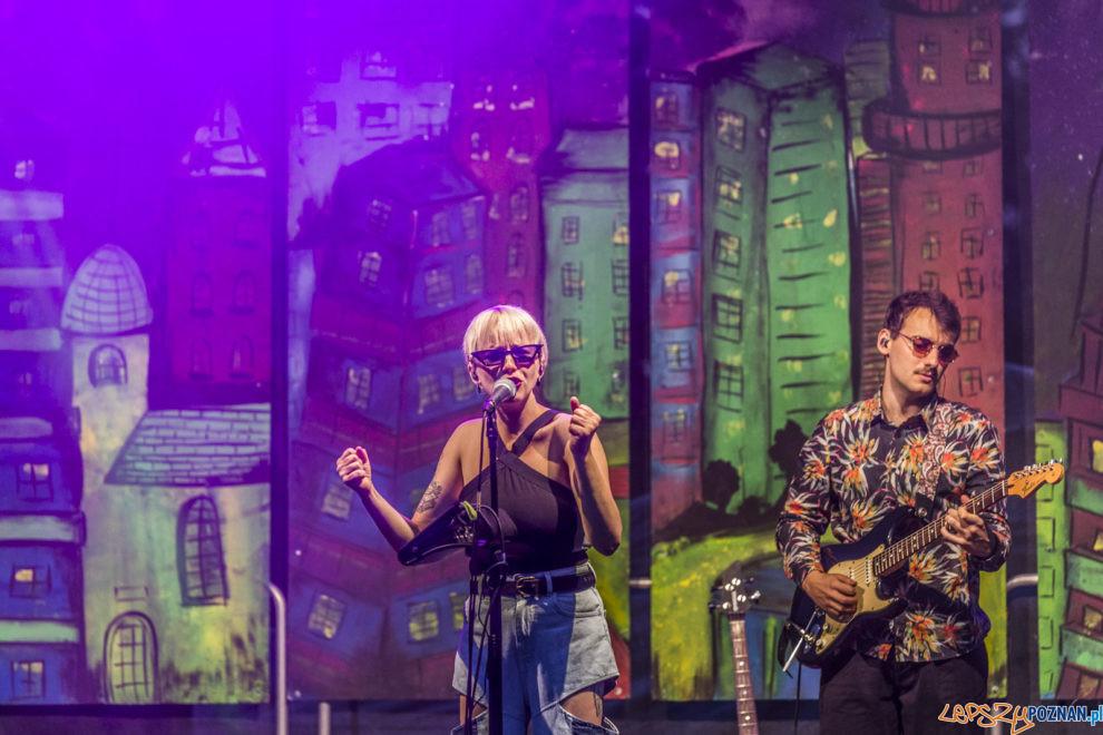 Plenerowe naGranie nad Rusałką - Neons  Foto: lepszyPOZNAN.pl/Ewelina Jaśkowiak