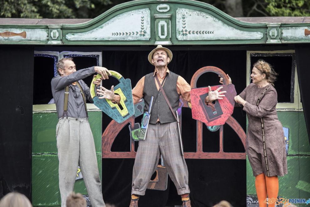 Teatr Animacji nad Rusałką - Misja Poznań– Gdzie są Kozio  Foto: lepszyPOZNAN.pl/Ewelina Jaśkowiak