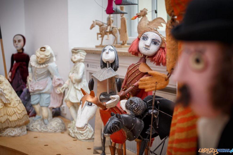 galeria lalek w Teatrze Animacji  Foto: materiały prasowe / Piotr Bedliński