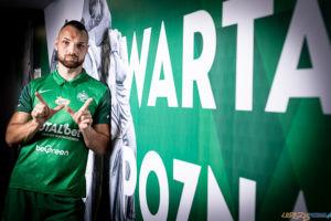 Nowe koszulki meczowe Warty Poznań  Foto: materiały prasowe / Klaudia Berda / Warta Poznań