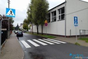 Przejście przy szkole  Foto: materiały prasowe / ZDM