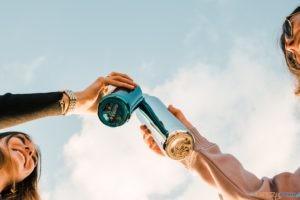 Woda w butelkach  Foto: quokkabottles
