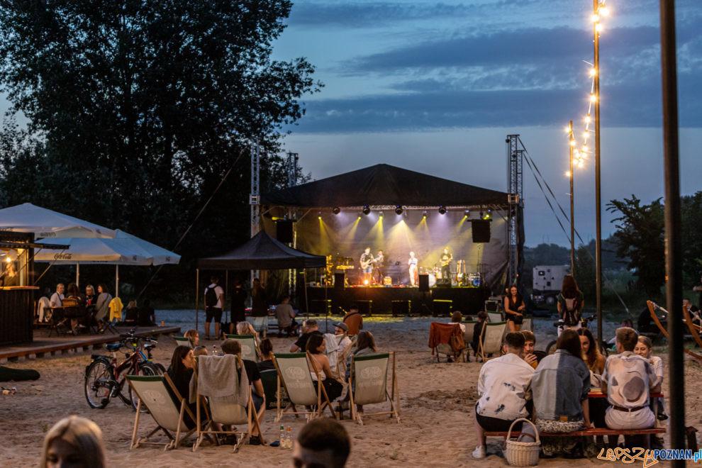 Plaża Wilda Eco Village - Neons  Foto: lepszyPOZNAN.PL/Piotr Rychter