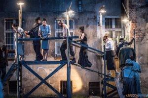 Teatr Modrzejewskiej - Skarb Wdowy Schadenfreude  Foto: teatr.legnica.pl