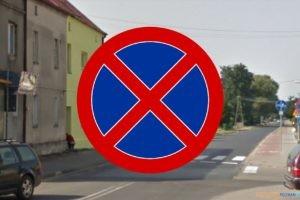 Dopiewo - ul. Wyzwolenia  Foto: Google Street View