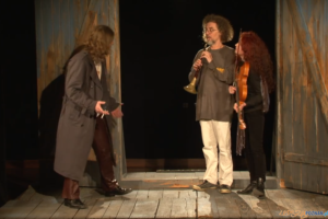 Misterium Buffo - Trzeci teatr Lecha Raczaka  Foto: screen / FB  / Orbis tertius
