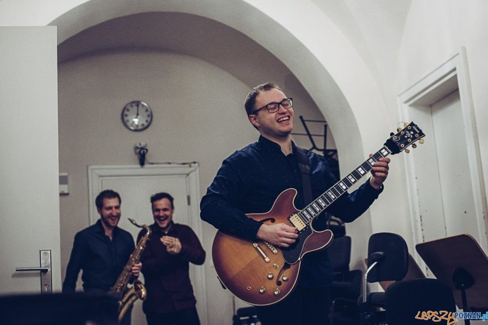 Piotr Scholz  Foto: FB / piotrscholz.guitarist / Joanna Wizmur