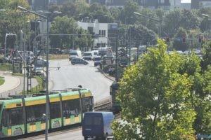 Wstrzymany ruch tramwajów  Foto: lepszyPOZNAN