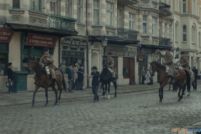 Szewska film Pogrom 1905. Miłość i hańba (4)  Foto: Ola Grochowska / materiały prasowe