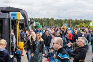Tydzień Zrównoważonego Transportu - Franowo  Foto: lepszyPOZNAN.pl/Piotr Rychter