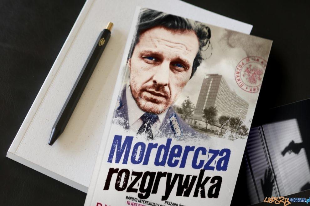 Kryminal Mordercza rozgrywka (2)  Foto: materiały prasowe