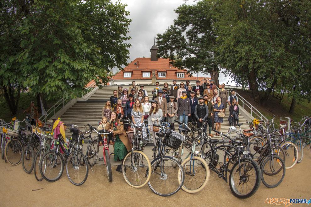 VII Tweed Ride - Szczęśliwa Siódemka 2021  Foto: lepszyPOZNAN.pl/Ewelina Jaśkowiak