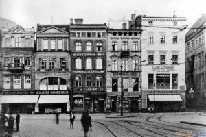 Stary Rynek 1938 Kamienica pod daszkiem  Foto: fotopolska