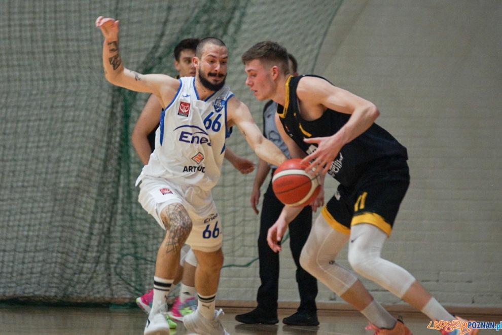 Enea Basket Poznań - Trefl II Sopot  Foto: materiały prasowe / Beata Brociek