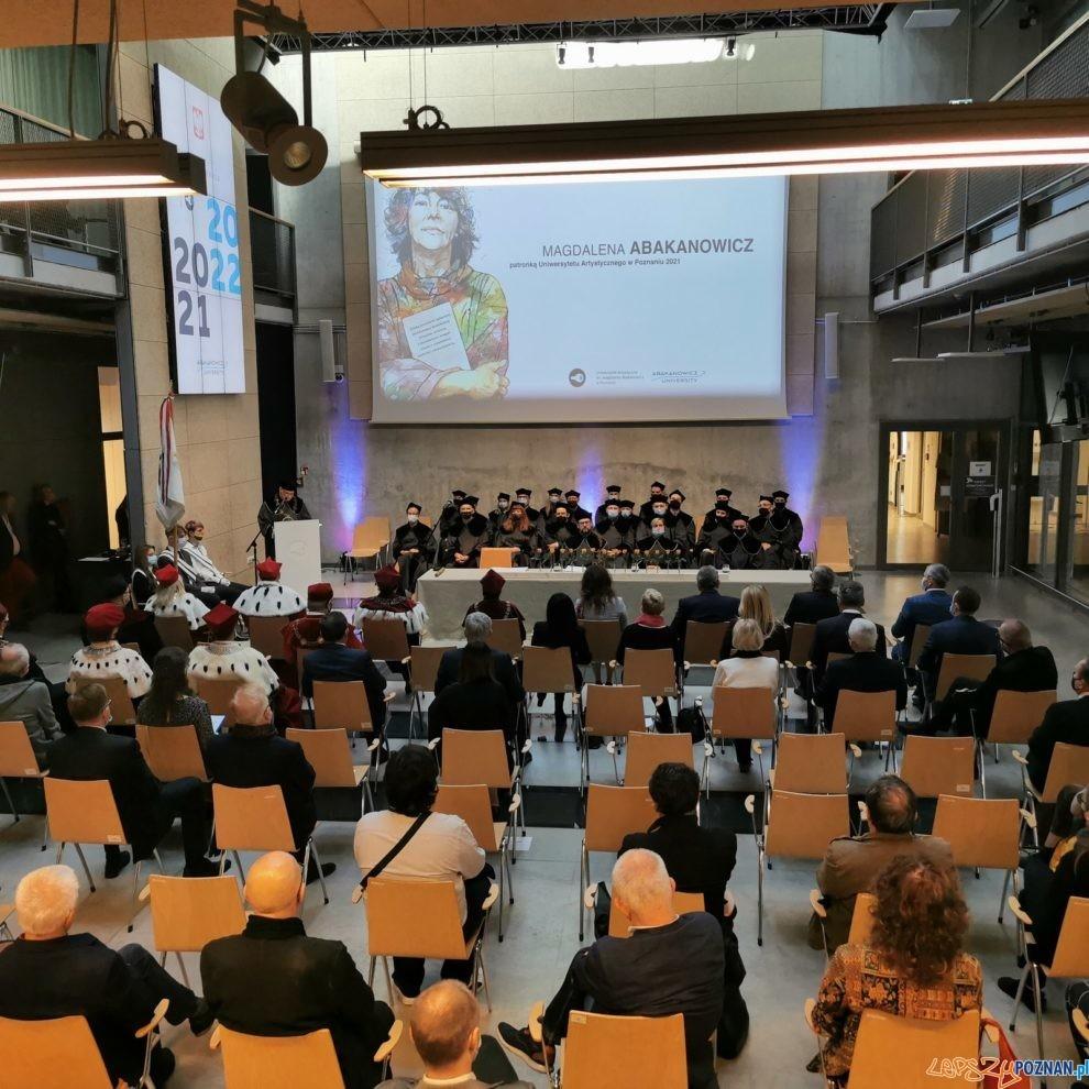 Uniwersytet Artystyczny inauguracja 8.10 (2)  Foto: materiały prasowe