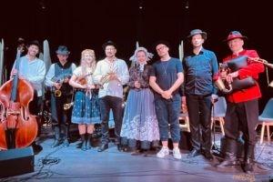 Muzyka na drewnie, skórze, rogu i mosiądzu  Foto: materiały prasowe / FB / Maciej Fortuna