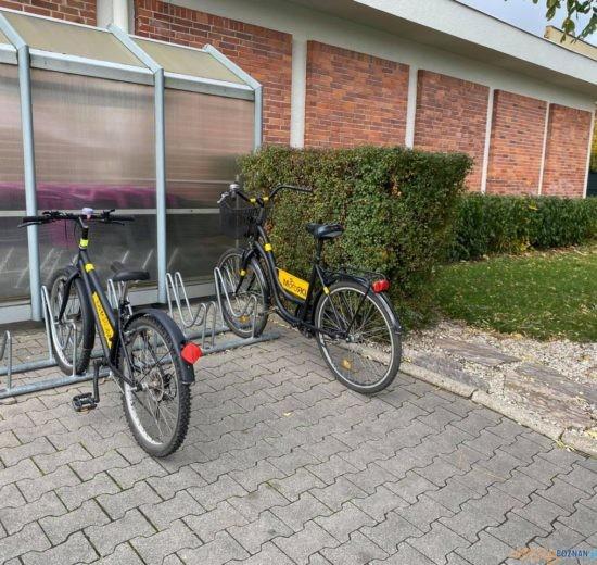 Darmowy Rower Małomiasteczkowy  Foto: UM Kórnik